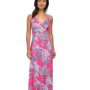 Lilly Pulitzer Samba Sloane Maxi Dress
